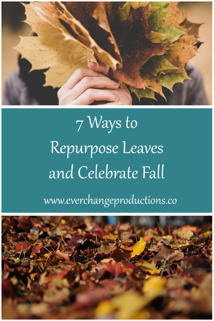 7 Ways To Repurpose Leaves And Celebrate Fall